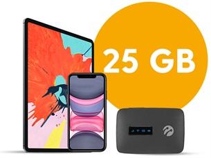 Satın Al Esnek 25 GB