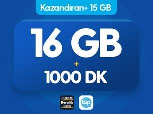 Satın Al Kazandıran+ 15GB
