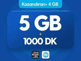 Kazandıran+ 4GB