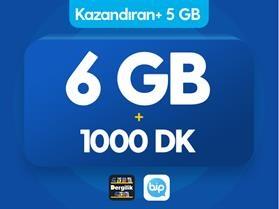 Kazandıran+ 5GB