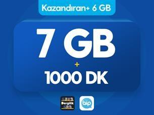Satın Al Kazandıran+ 6GB