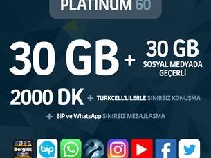 Satın Al Platinum 60