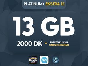 Satın Al Platinum+ Ekstra 12