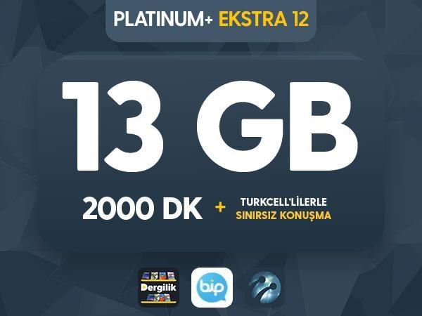 Platinum+ Ekstra 12
