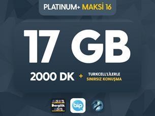 Satın Al Platinum+ Maksi 16