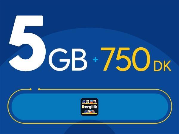 Rahat Avantaj 5GB Paketi