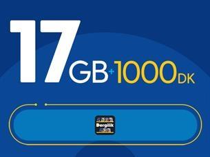 Satın Al Rahat Plus 17GB Paketi - Tekrarsız