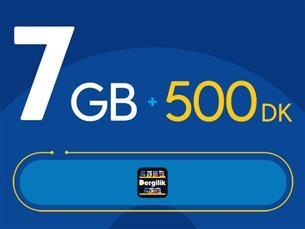 Satın Al Rahat Plus 7GB Paketi - Tekrarsız