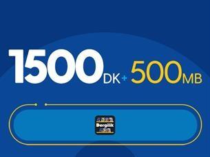 Satın Al Rahat Süper 1500DK Paketi - Tekrarsız