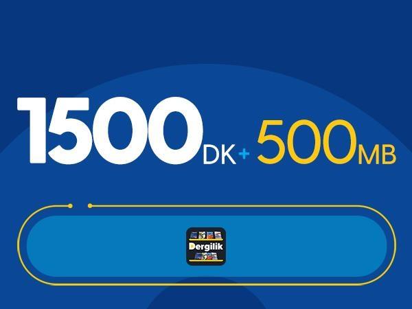 Rahat Süper 1500DK Paketi - Tekrarsız