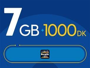Satın Al Rahat Fırsat 7GB Paketi