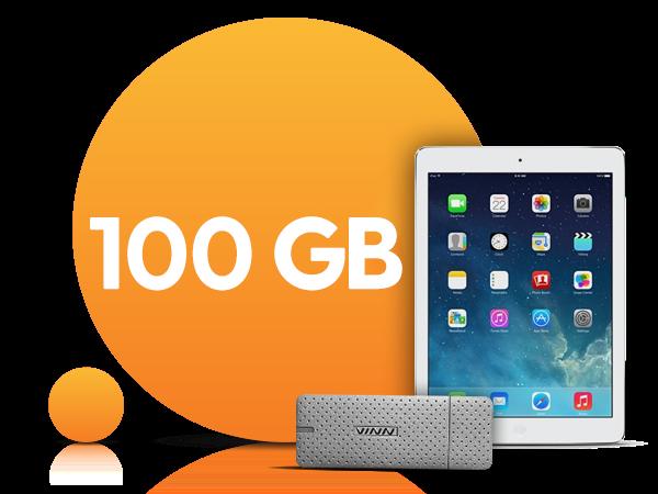 Bilgisayardan İnternet Ek 100GB Paketleri