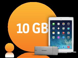 Satın Al 10 GB Bilgisayardan İnternet Paketi