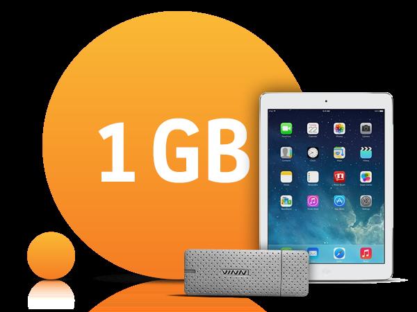 Bilgisayardan İnternet Ek 1 GB Paketleri