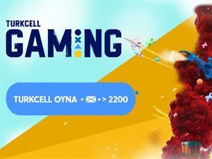 Satın Al Turkcell Oyna Paketi