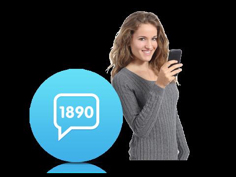 1890 ve 1899 İnteraktif SMS Servisleri