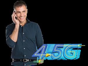 Yurt Dışı'nda 4.5G