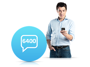6400 İnteraktif SMS Servisi