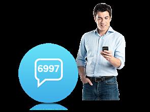 6997 İnteraktif SMS Servisi