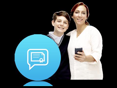 Veli Bilgilendirme SMS Servisi