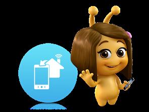 Evden Cebe İnternet Transferi Servisi - Turkcell