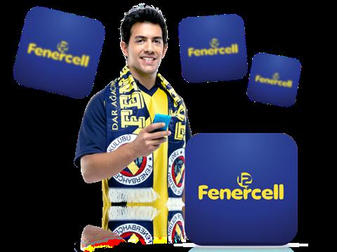 Fenercell 1907 İnteraktif Servisi