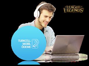 League of Legends'da Paycell Mobil Ödeme