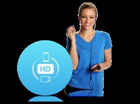 HD Ses ve Video Arama (VoLTE&VoWifi)