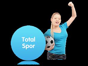 Total Spor SMS Servisi