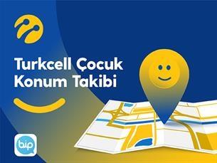 Turkcell Çocuk BiP Konum Takip