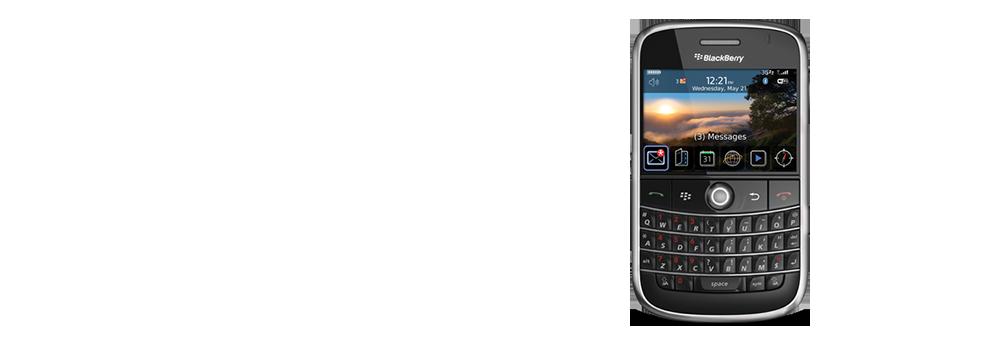 BlackBerry Bold 9000 Yardım