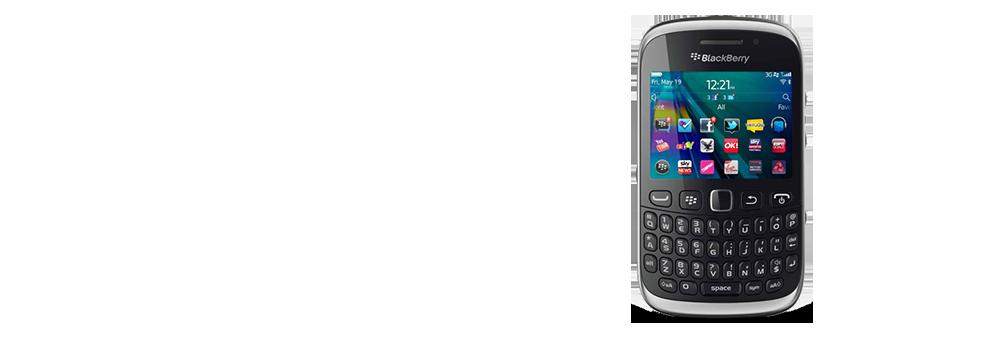 BlackBerry Curve 9320 Yardım