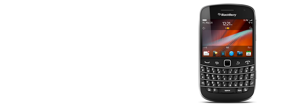 Blackberry 9900 Yardım
