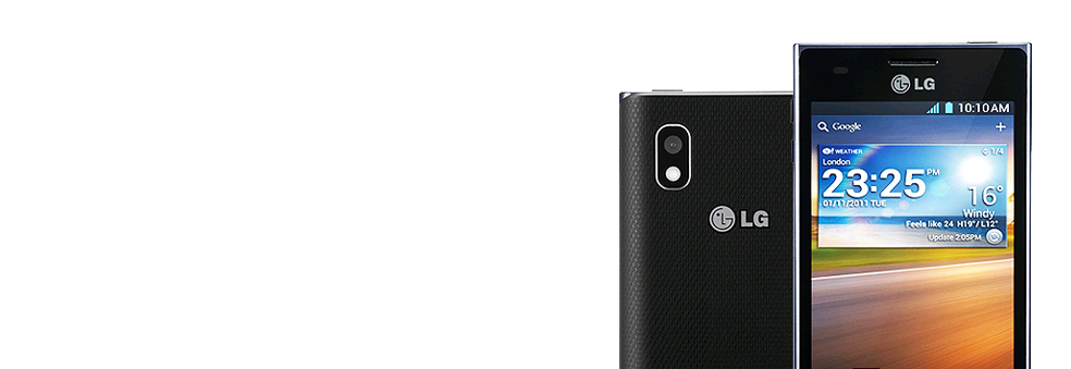 LG Optimus L5 Yardım