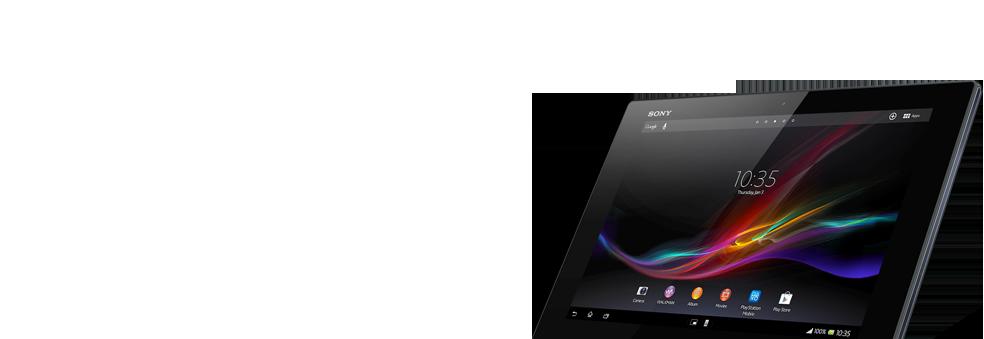 Sony Xperia Tablet Z Yardım