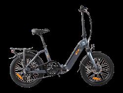 Alba Fold X LCD Göstergeli Katlanır Elektrikli Bisiklet