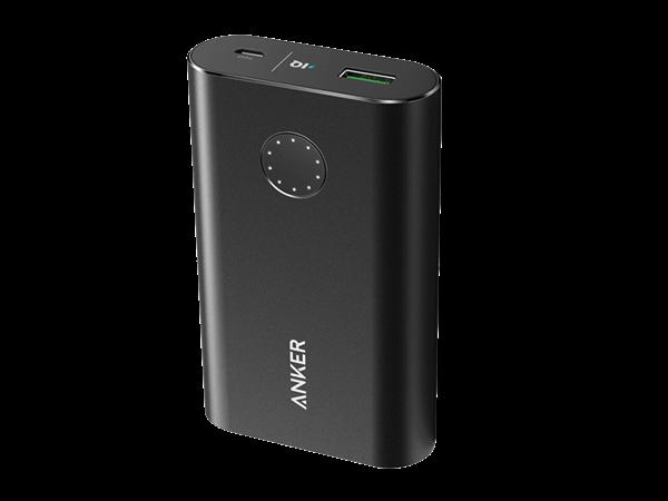 Anker PowerCore Quick Charge 3.0 Taşınabilir Şarj Cihazı 10050 mAh