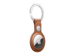 Apple Airtag Deri Anahtarlık
