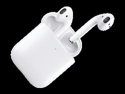 Apple AirPods ve Kablosuz Şarj Kutusu (2.Nesil)