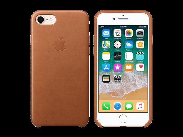 Apple iPhone 8/7 Deri Kılıf