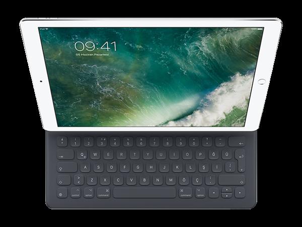 12.9 inç iPad Pro Akıllı Klavye