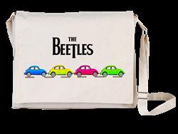 Arts The Beetles Canvas Universal Tablet Laptop Çantası