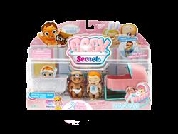 Baby Secrets Sürpriz Figür ve Beşik Seti 76923-1