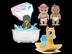 Baby Secrets Sürpriz Figür ve Sallanan At Seti 76923-2