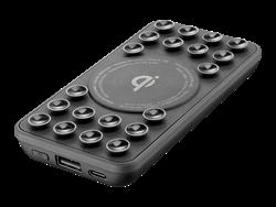 Cellularline FreePower Octopus Kablosuz Taşınabilir Şarj Cihazı 5000 mAh