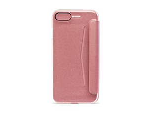 Cellular Line iPhone 7 Kapaklı Şeffaf Kılıf