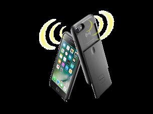 Cellular Line iPhone 7/8 Sinyal Gücü Arttırıcı Kılıf