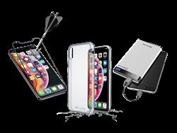 Cellularline iPhone Xs Max Aksesuar Seti