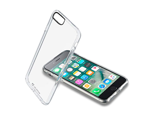 Cellular Line iPhone 7/8 Şeffaf Sert Kılıf
