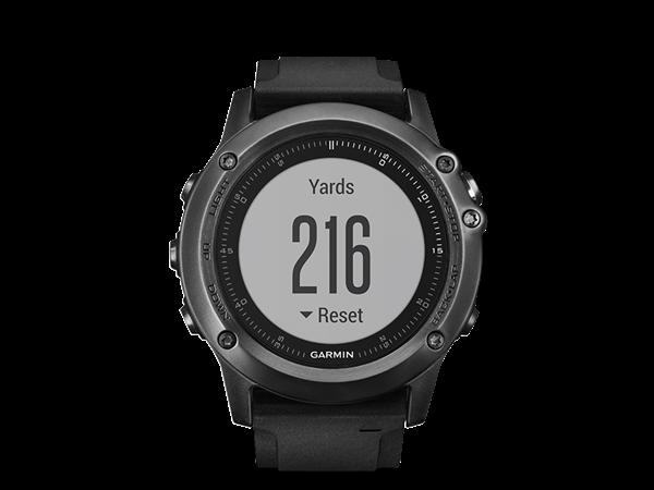 Garmin Fenix 3 HR Multisport Akıllı Saat